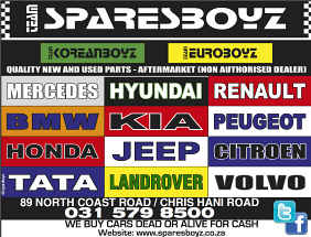 Sparesboyz - Quality new and used spares