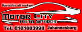 Motor City Auto Spares - Parts for all makes.